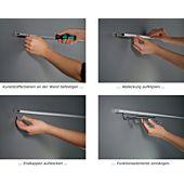 Set Profilleiste 600 mm